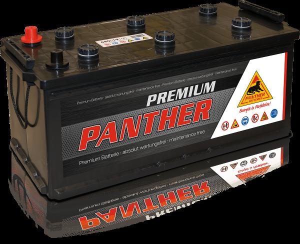 Panther Premium NKW DIN 68019 180Ah