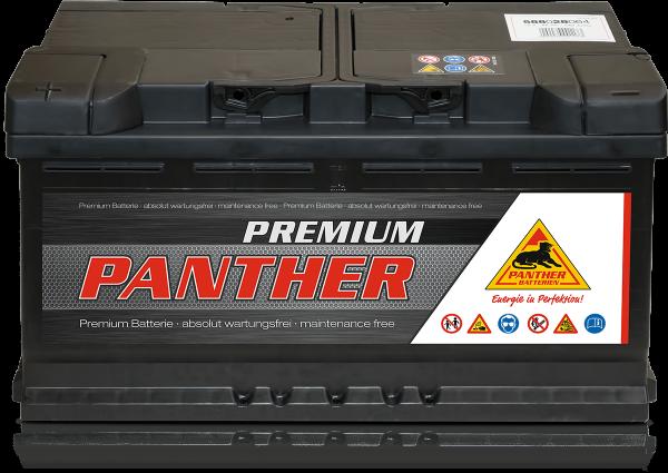 Panther Premium PKW DIN 58828 88Ah