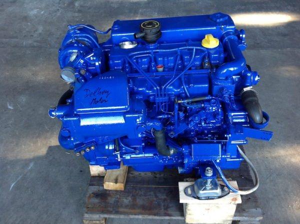 HS 4.20 TI - Marinemotor