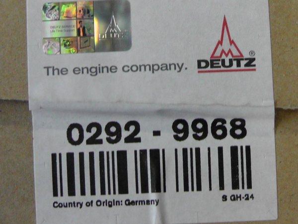 0292 9968 Zylinder/Kolben