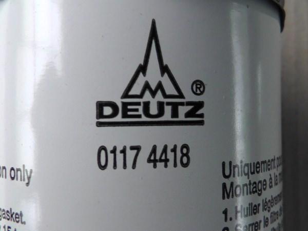 0117 4418 Wechselfilter Ölfilter