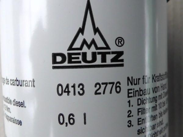 0413 7456 Kraftstoffwechselfilter Kraftstofffilter Dieselfilter