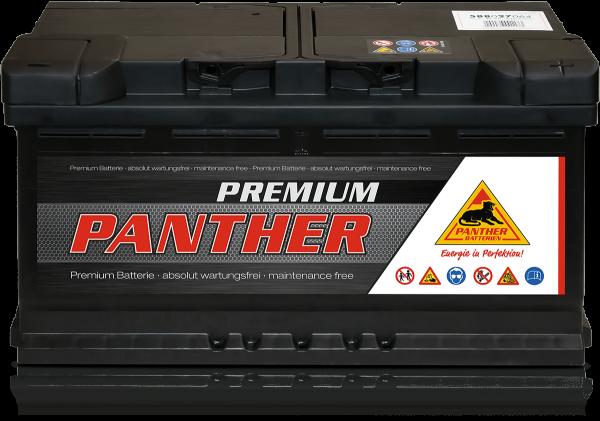 Panther Premium PKW DIN 58827 88Ah