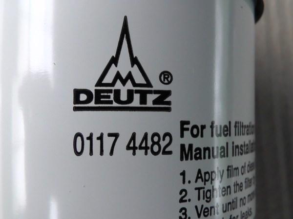 0117 4482 Kraftstoffwechselfilter Kraftstofffilter Dieselfilter
