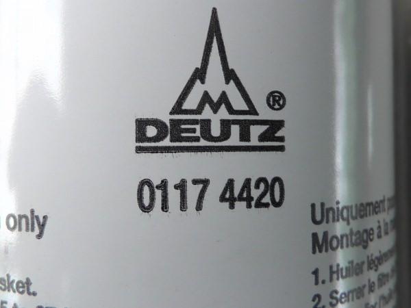0117 4420 Wechselfilter Ölfilter