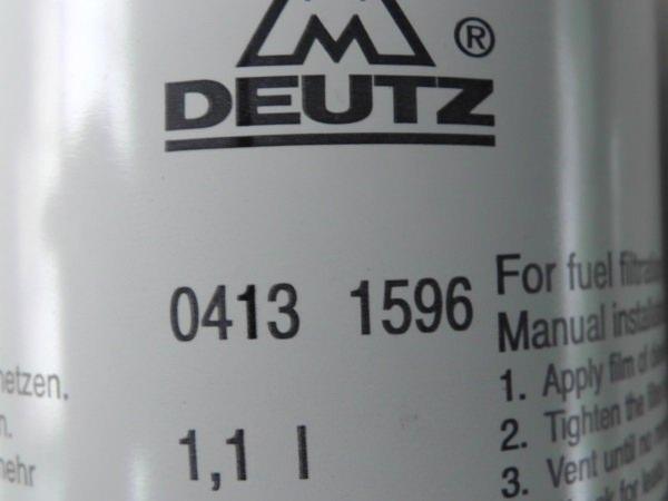 0412 0751 Kraftstoffwechselfilter Kraftstofffilter Dieselfilter