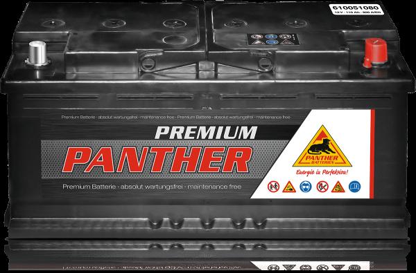 Panther Premium PKW DIN 61051 110Ah