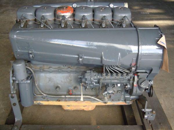 Deutz F6L912D - generalüberholt