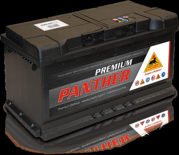 Panther Premium PKW DIN 60044 100Ah