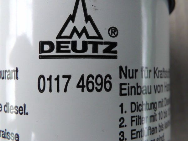 0117 4696 Kraftstoffwechselfilter Kraftstofffilter Dieselfilter